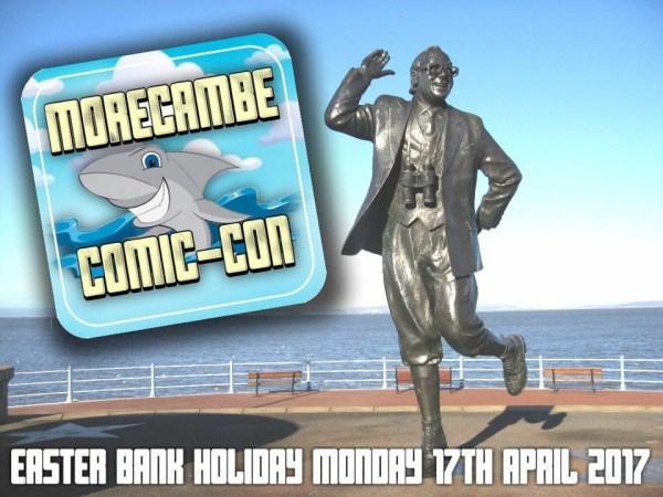 Morecambe Comic Con 2017