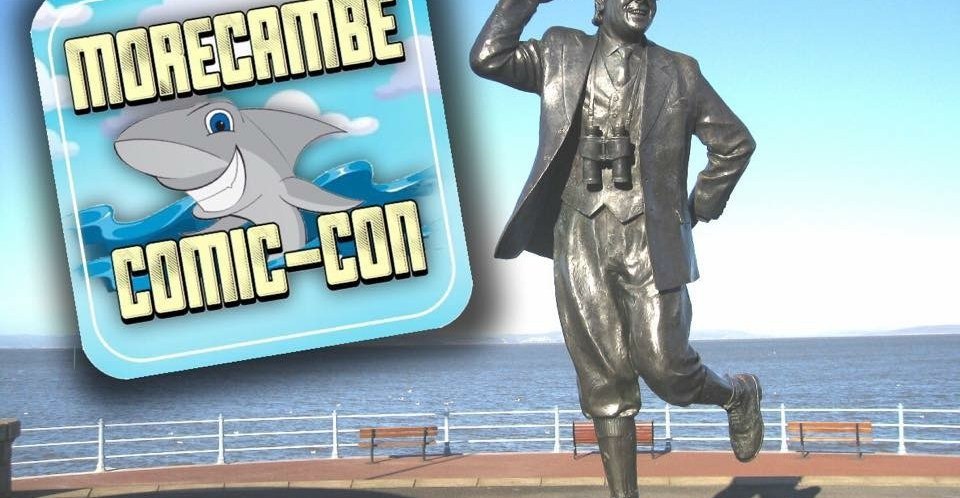Morecambe Gets a Comic-Con for Easter