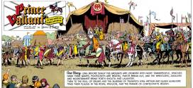 Comics' Sweeping Graphic Novel Prince Valiant Turns 80