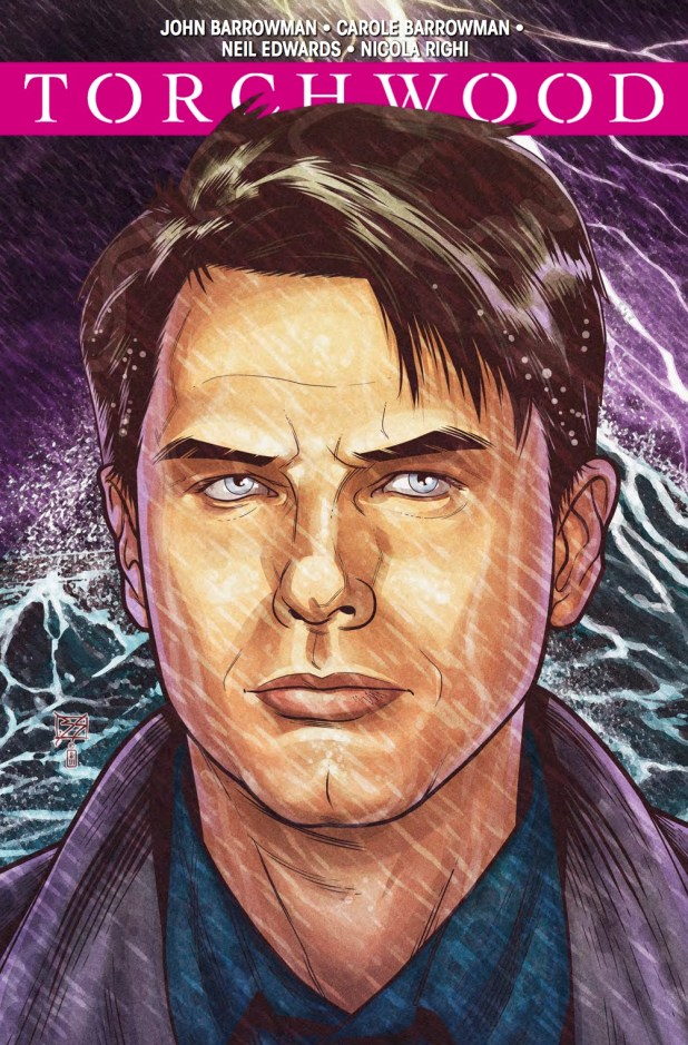 Torchwood #2.1 Cover A