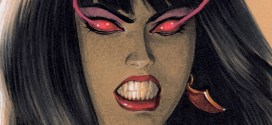 New Vampirella series from Paul Cornell and Jimmy Broxton debuts