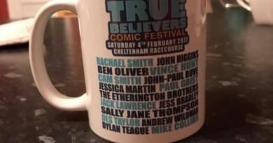 True Believers 2017 Souvenir Mug