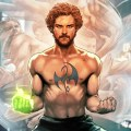 Iron Fist Preview Comic SNIP