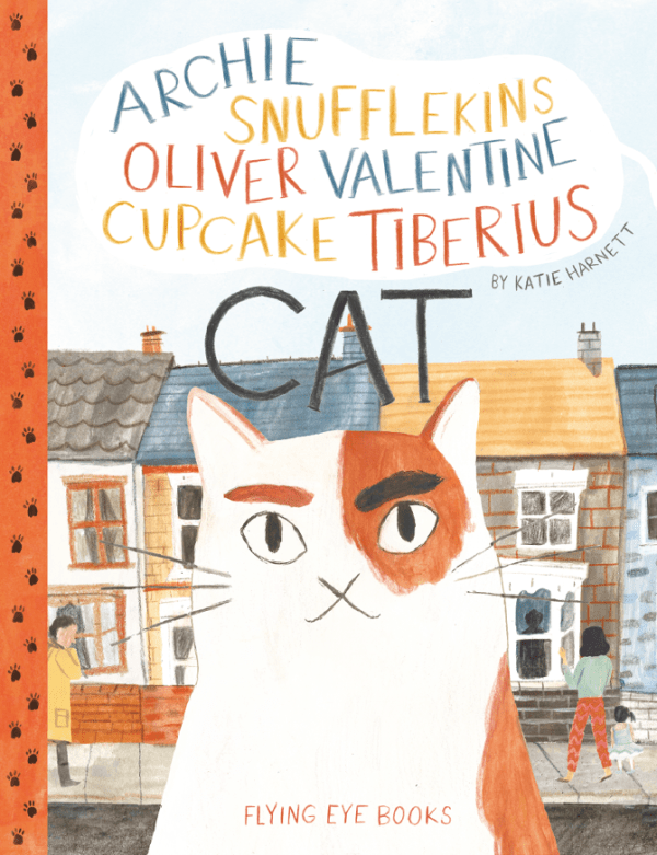 Archie Snufflekins Oliver Valentine Cupcake Tiberius by Katie Harnett