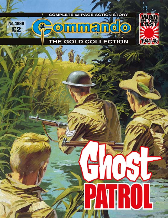 Commando 4999 – Ghost Patrol