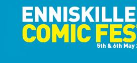 Enniskillen Comic Fest becomes official 2000AD 40th anniversary celebration!