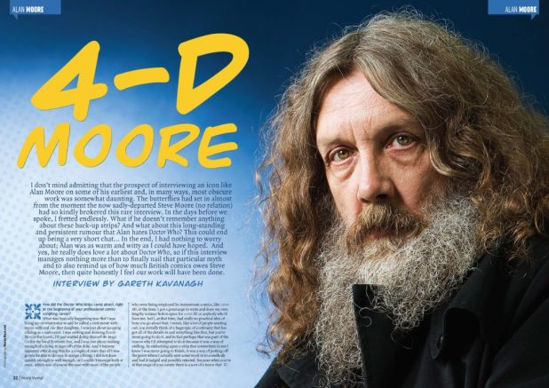 Vworp Vworp Volume 3 - Alan Moore