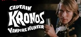 Hammer Films Captain Kronos returns to comics