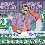 Comic Survival Guide - Green Pants on by David Broughton