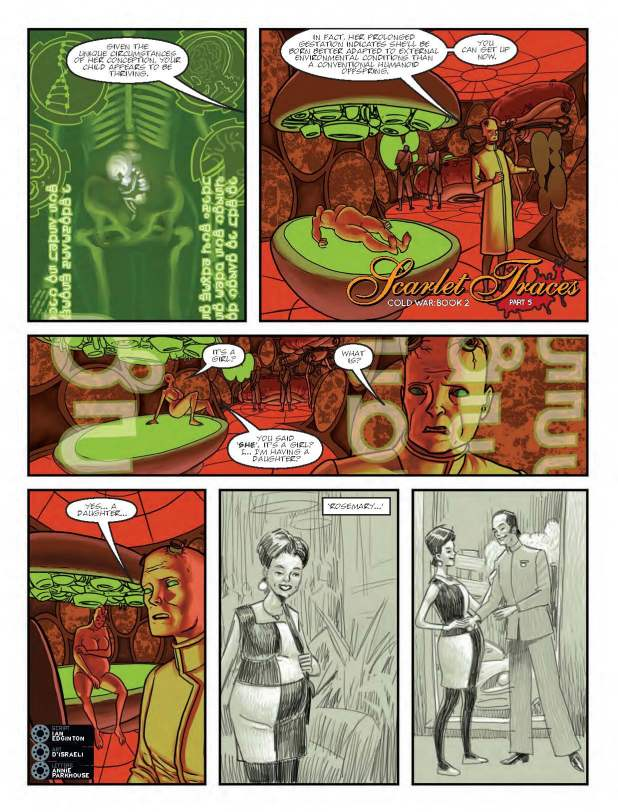 2000AD 2027 - Scarlet Traces - Cold War Book 2 (Part 5)