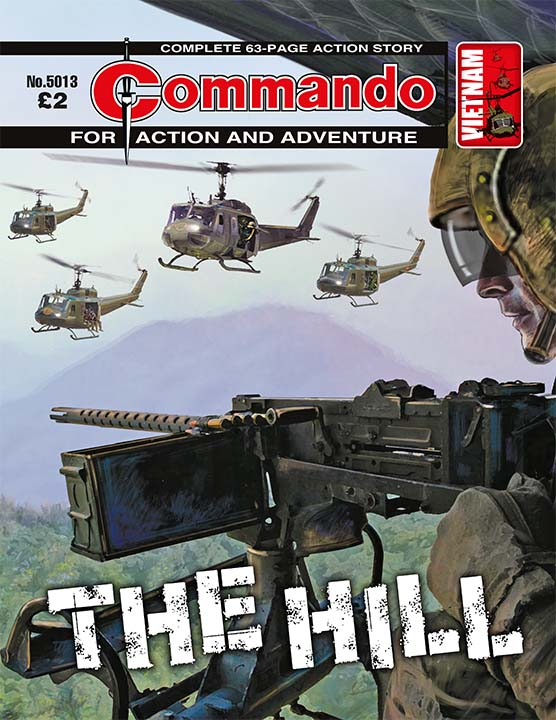 Commando 5013 - The Hill