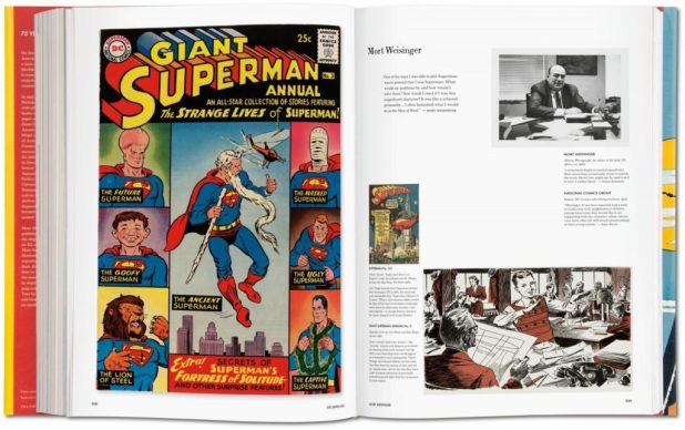 75 Years of DC Comics: The Art of Modern Mythmaking - Sample 6