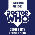 2017 Doctor Who Comics Day