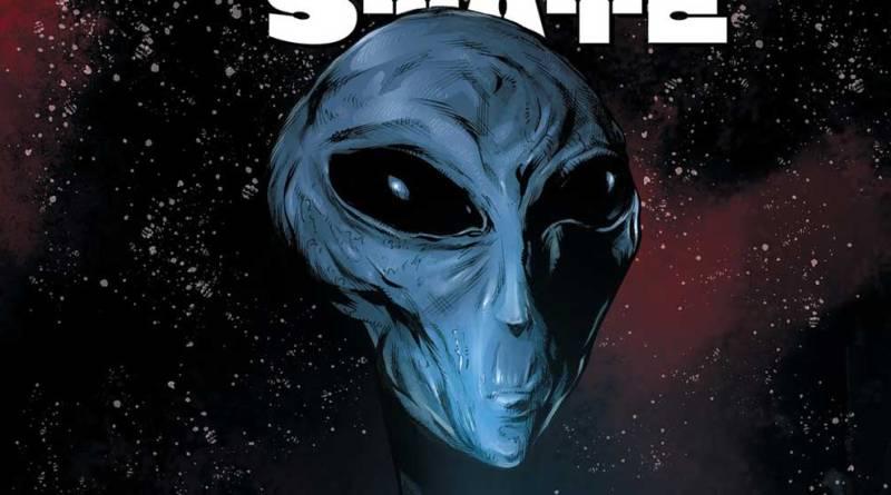 Saucer State #1 -SNIP