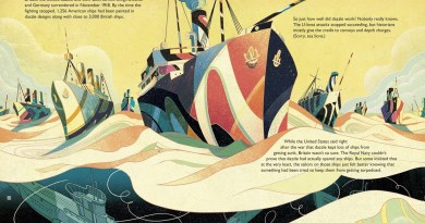 Dazzle Ships and the Art of Confusion - Art