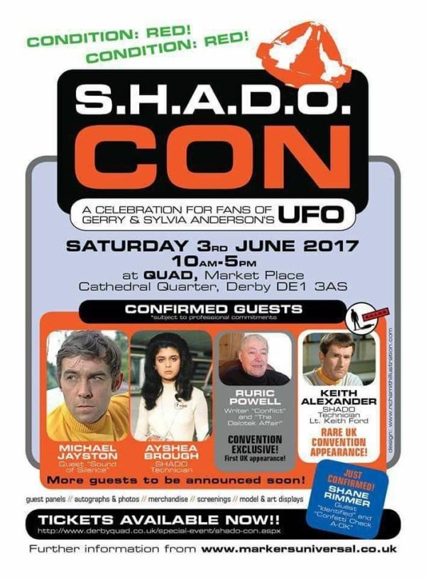 SHADO CON 2017