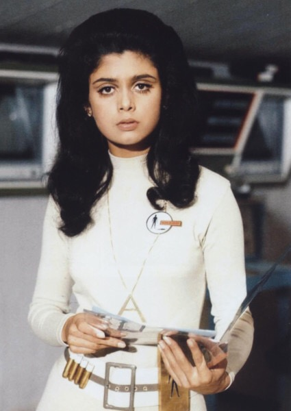 Ayshea Brough in UFO