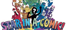 "The Phoenix launches ""Star in a Comic"" competition for kids"