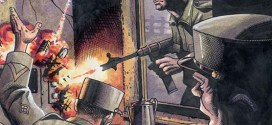 Sea Aces and Troubled Troopers make for a great Commando comic mix