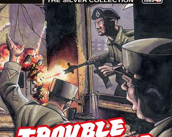 Commando 5022 (The Silver Collection): Trouble Trooper