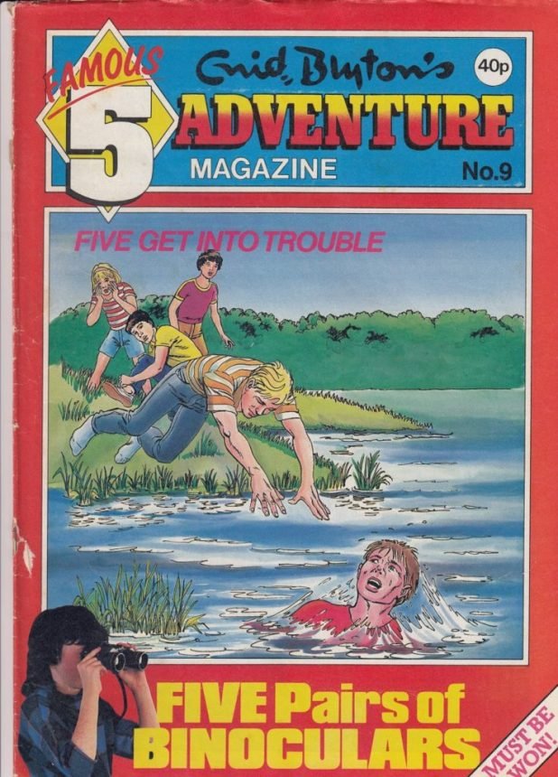 Enid Blyton Adventures Issue Nine
