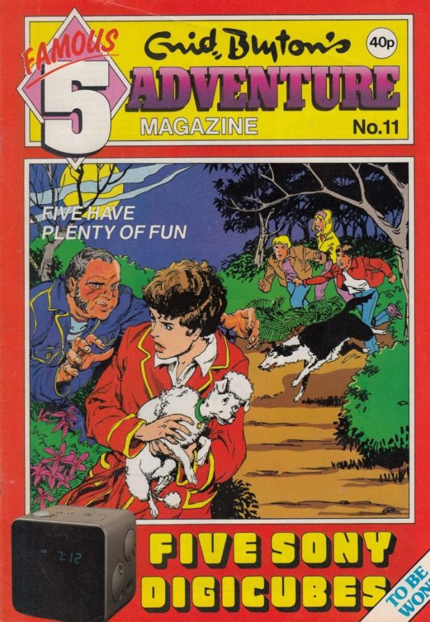 Enid Blyton Adventures Issue 11