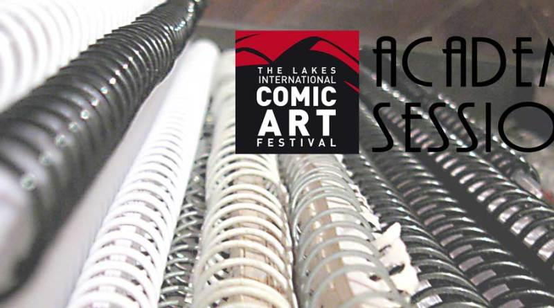 Lakes International Comic Art Festival Academic Sessions