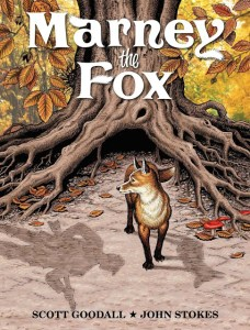 Marney the Fox - Final Cover