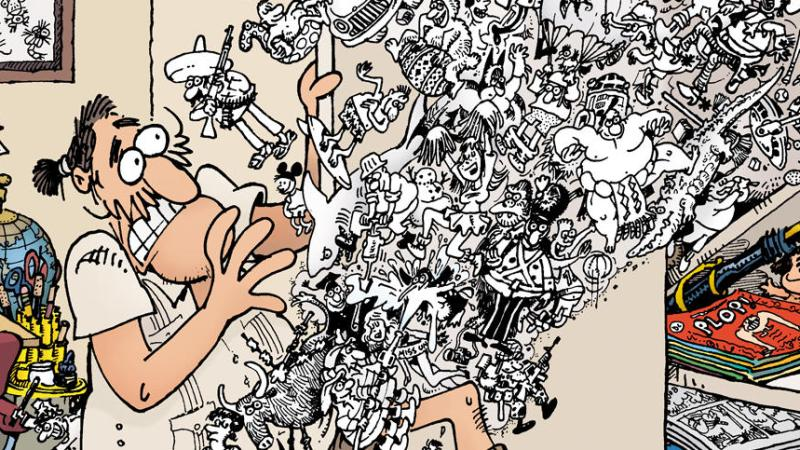 Who will win the first ever Sergio Aragonés International Award for Excellence in Comic Art?