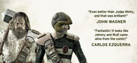 Search/Destroy: A Strontium Dog Fan Film Goes Live!
