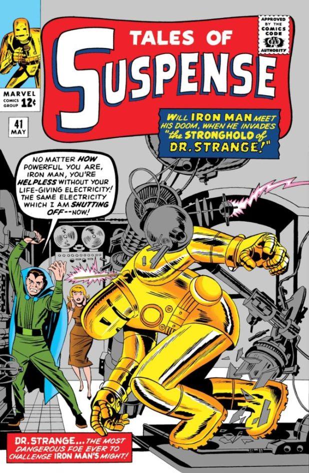 True Believers: Kirby 100th – Iron Man #1