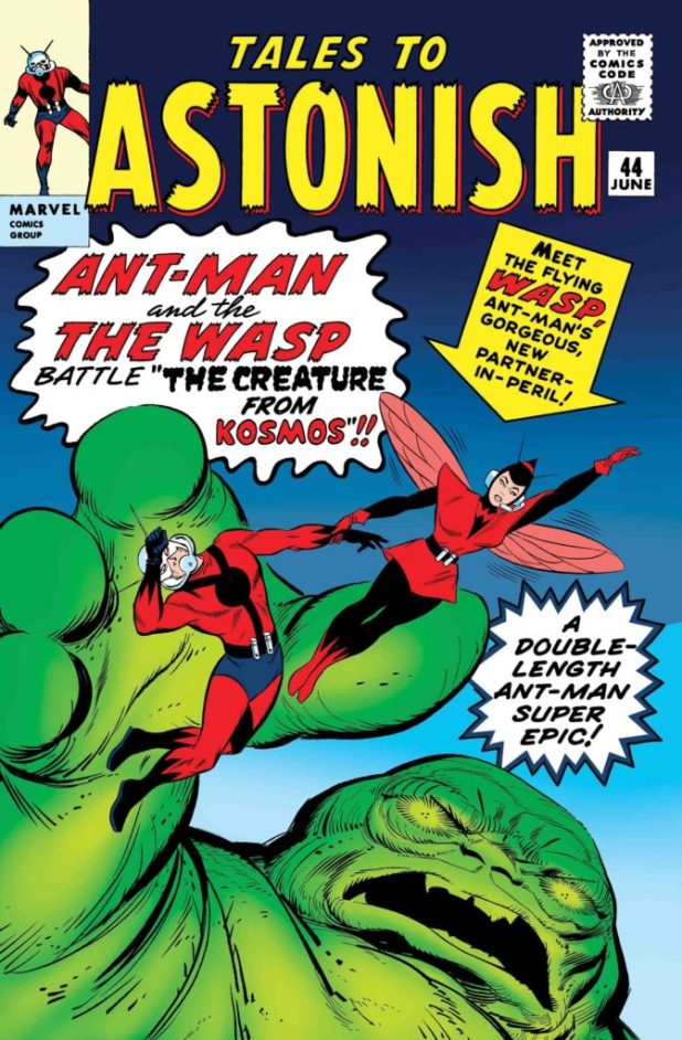 True Believers: Kirby 100th – Ant-Man and The Wasp #1