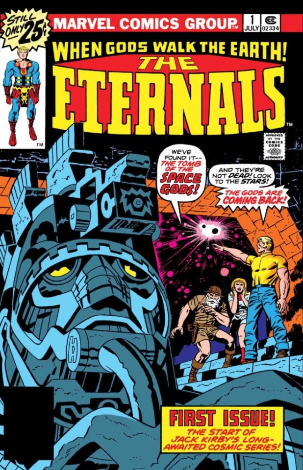 True Believers: Kirby 100th – Eternals #1
