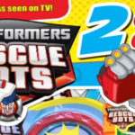 Transformers: Rescue Bots Sample 3