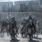 Knightfall Image A+E Network/History Channel