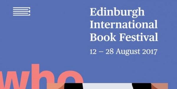 Comics @ Edinburgh International Book Festival 2017