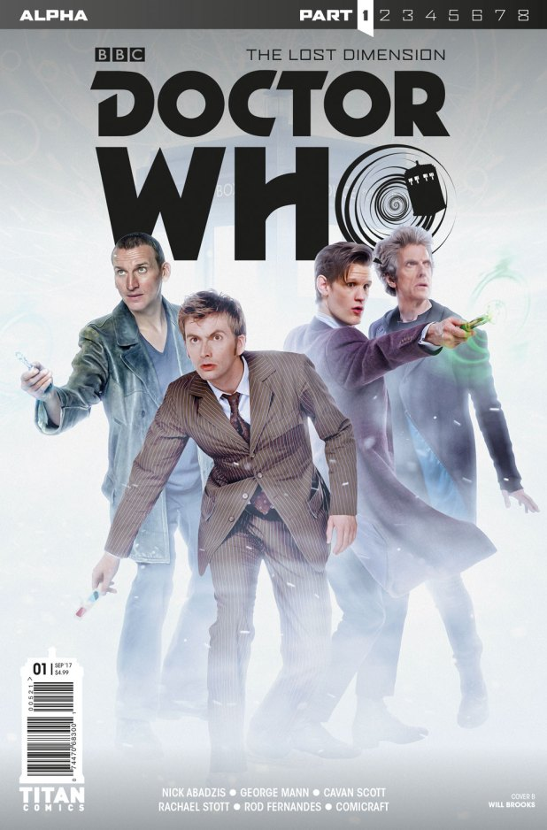 Doctor Who: The Lost Dimension - Alpha B: ​Photo ​