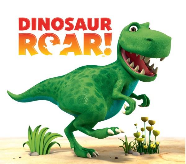 World of Dinosaur Roar Promotional Image