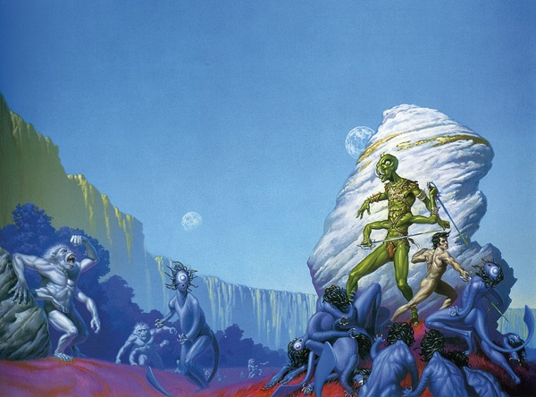 John Carter - Warlord of Mars