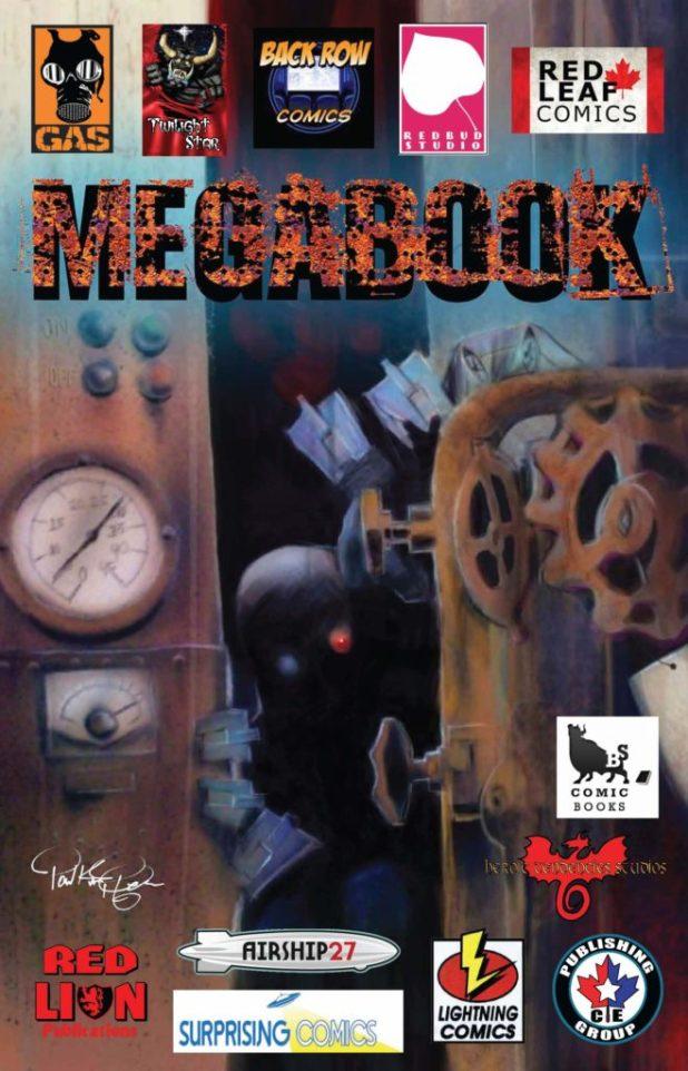 CEPG MEGABOOK Volume 1 - Cover