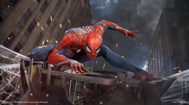 Marvel Spider-Man PS4 Gane Image 02