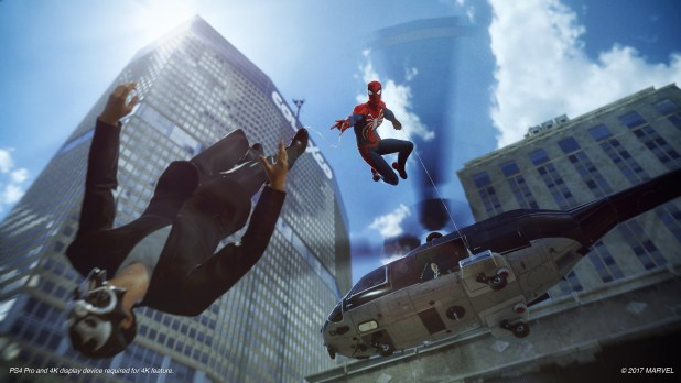 Marvel Spider-Man PS4 Game Image 05