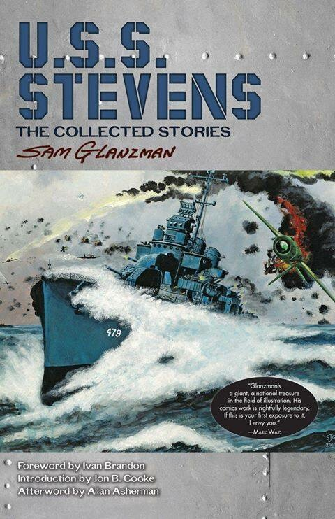 U.S.S. Stevens - The Collected Stories