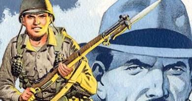 Commando 5034: Silver Collection - Escape to Battle SNIP