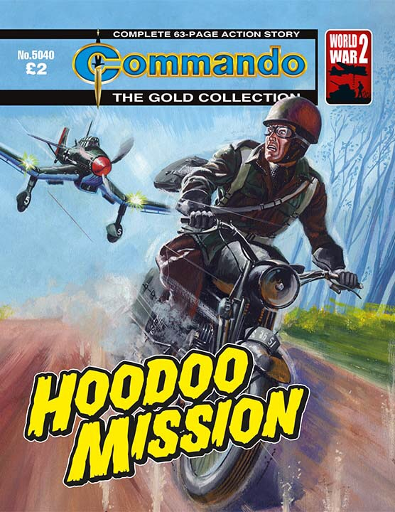 Commando 5040: Gold Collection - Hoodoo Mission