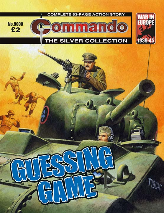 Commando 5038: Silver Collection - Guessing Game
