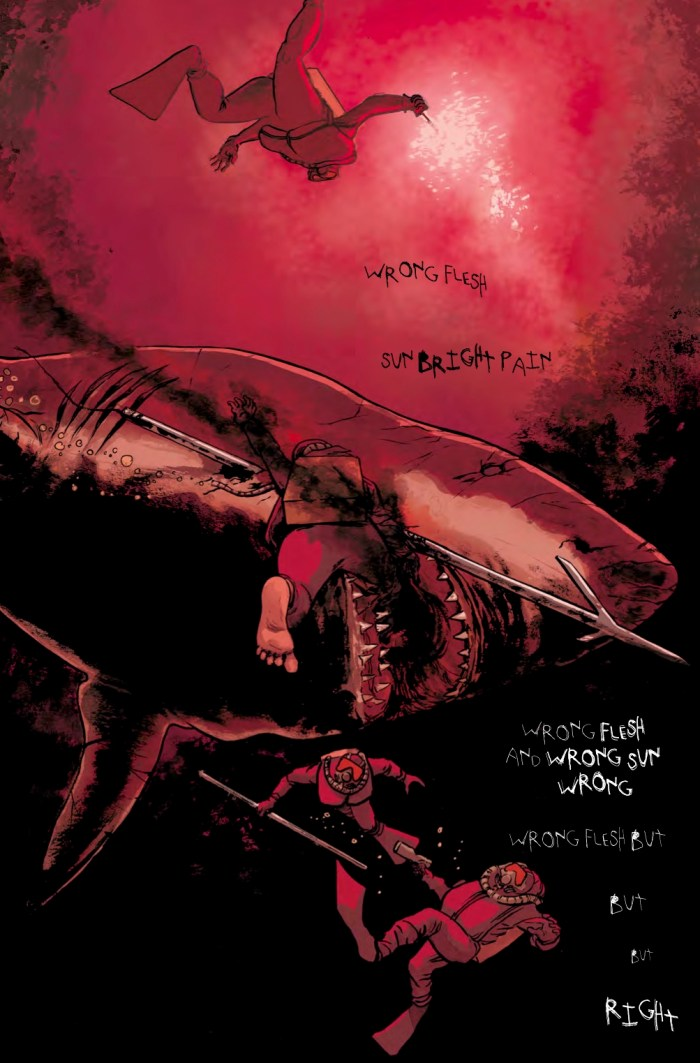 Hook Jaw Volume 1 - Collection Sample 5
