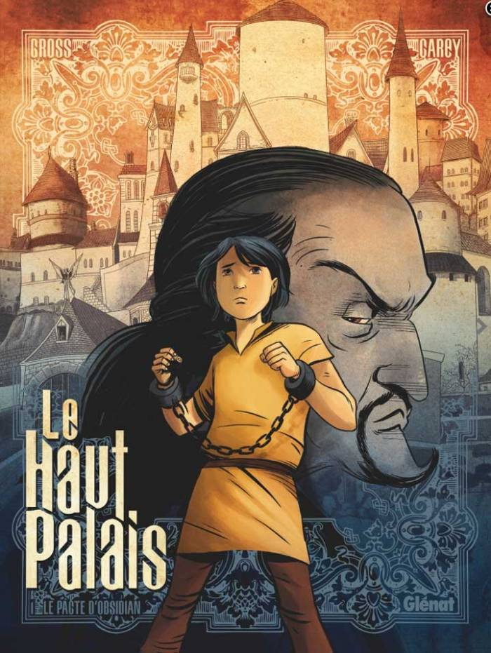 The Highest House (La Haut Palais) - French Cover