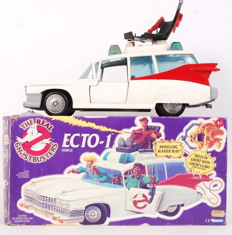 The Real Ghostbusters ECTO 1 - Kenner