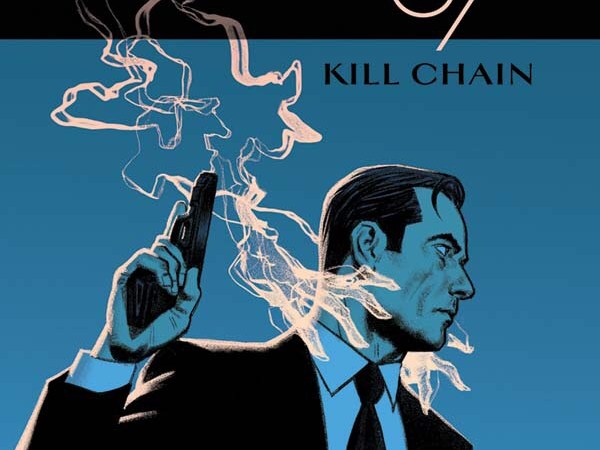 """New James Bond tale, """"Kill Chain"""", launches this week"""